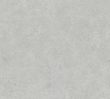 Stein Kacheln Tapete Profhome 952592-GU Vliestapete leicht strukturiert in Steinoptik matt grau 5, 33 m2 - Vorschau 1