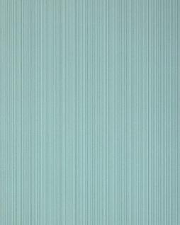 Streifen-Tapete EDEM 557-15 Hochwertige Tapete strukturiert in Textiloptik matt petrol pastell-türkis mint-türkis 5, 33 m2