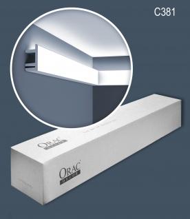 Orac Decor C381 MODERN 1 Karton SET mit 11 Eckleisten Zierleisten 22 m