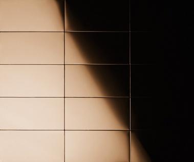 Mosaik Fliese massiv Metall Titan hochglänzend in kupfer 1, 6mm stark ALLOY Subway-Ti-AM 0, 58 m2 - Vorschau 5