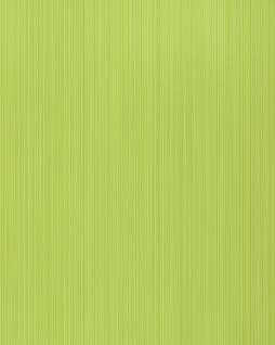 Uni-Tapete EDEM 598-25 Geprägte Tapete strukturiert mit Streifen matt gelb-grün schwefel-gelb 5, 33 m2