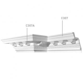 Dekor Profil Orac Decor C307A LUXXUS Stuck Zierelement Wand Dekor Gesims für Profilleiste Deckenleiste C307 - Vorschau 5