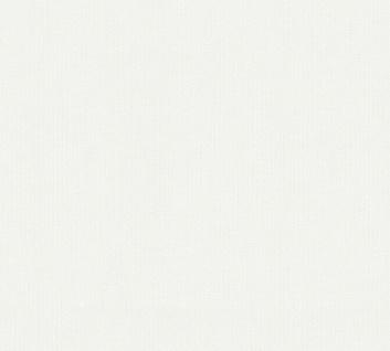 Streifen Tapete Profhome 344572-GU Vliestapete glatt mit Streifen matt weiß 5, 33 m2