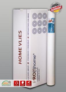 Objektvlies Renoviervlies Malervlies Profhome HomeVlies zum Überstreichen weiß 130 g 225 m2 9 Rollen