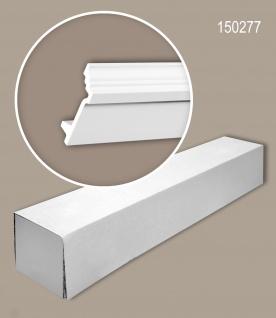 Profhome 150277 1 Karton SET mit 4 Eckleisten Zierleisten Stuckleisten | 8 m