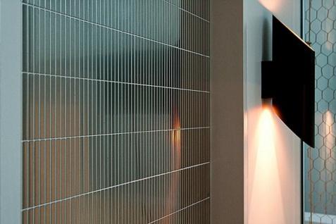 Mosaik Fliese massiv Metall Edelstahl hochglänzend in grau 1, 6mm stark ALLOY Linear-S-S-M 0, 94 m2 - Vorschau 5