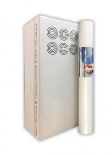 NORMVLIES 150 g Renoviervlies 6 Rollen 112, 5 m2 Glattvlies Malervlies glatte überstreichbare Vliestapete weiß - Vorschau 2