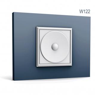 3D Wandpaneel Orac Decor W122 LUXXUS AUTOIRE Wandpaneel Zierelement Zeitloses Klassisches Design weiß 0, 11 m2