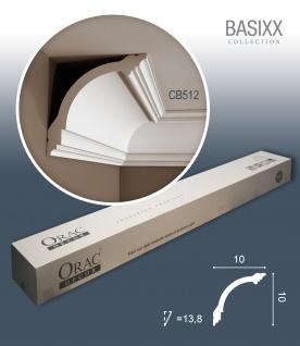 Orac Decor CB512 BASIXX 1 Karton SET mit 14 Stuckleisten | 28 m