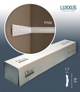 Orac Decor P7030 LUXXUS 1 Karton SET mit 14 Wandleisten Zierleisten | 28 m
