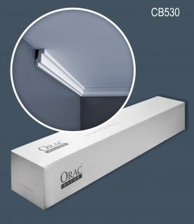 Orac Decor CB530 BASIXX 1 Karton SET mit 10 Stuckleisten Eckleisten 20 m