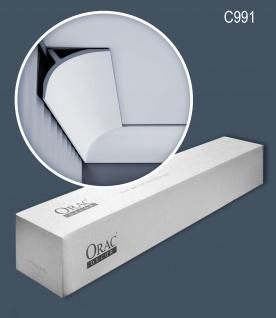 Orac Decor C991 LUXXUS 1 Karton SET mit 6 Stuckleisten 12 m