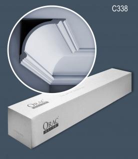 Orac Decor C338 LUXXUS 1 Karton SET mit 10 Stuckleisten 20 m