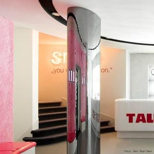 Wandverkleidung Wandpaneel WallFace 10639 M-Style Design Paneel Metall Mosaik Fliesen selbstklebend spiegelnd silber | 0, 96 qm - Vorschau 2