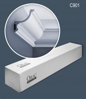 Orac Decor C901 LUXXUS 1 Karton SET mit 12 Stuckprofilen Stuckleisten 24 m