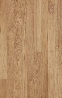 MEISTER 6067 Klick Laminat Laminatboden Eiche natur Holz-Nachbildung 3-Stab Schiffsboden | 3, 06 qm / 12 Dielen - Vorschau 1