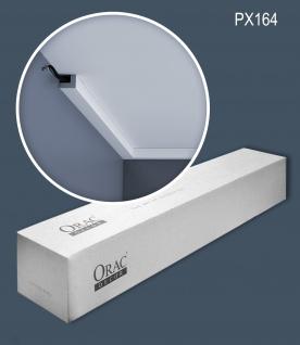 Orac Decor PX164 AXXENT 1 Karton SET mit 30 Wandleisten Zierleisten 60 m