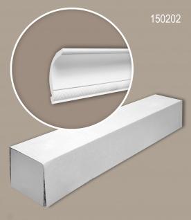 Profhome 150202 1 Karton SET mit 6 Eckleisten Stuckleisten Zierleisten | 12 m