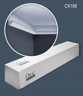 Orac Decor CX188-box 1 Karton SET mit 16 Eckleisten Zierleisten 32 m