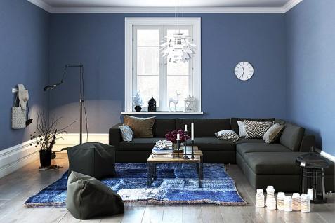 NORMVLIES 150 g Renoviervlies 6 Rollen 112, 5 m2 Glattvlies Malervlies glatte überstreichbare Vliestapete weiß - Vorschau 5