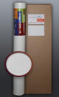 EDEM 80377BR60 1 Kart 5 Rollen Decken Wand Renovier-Vlies-Tapete feine struktur überstreichbar 132 qm