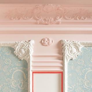 Stuckprofil Friesleiste Rahmen Orac Decor P8050 LUXXUS Wand Leiste Dekor Profil Relief Leiste Zierleiste Wand | 2 Meter - Vorschau 5
