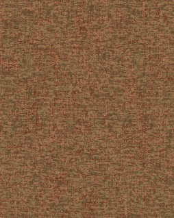 Textiloptik Tapete Profhome DE120056-DI heißgeprägte Vliestapete geprägt Ton-in-Ton matt braun orange 5, 33 m2