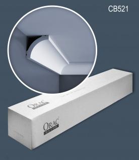 Orac Decor CB521 BASIXX 1 Karton SET mit 10 Stuckleisten Eckleisten | 20 m - Vorschau 1