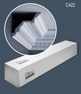 Orac Decor C422 LUXXUS 1 Karton SET mit 10 Stuckleisten 20 m