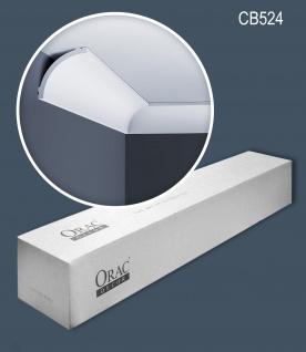 Orac Decor CB524-box-10 1 Karton SET mit 10 Eckleisten Zierleisten 20 m