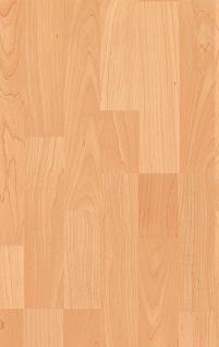 MEISTER 202 Klick Laminat Laminatboden Ahorn 3-Stab Schiffsboden Holz-Nachbildung   3, 06 qm / 12 Dielen
