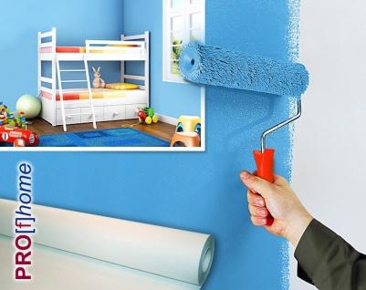 25 Meter Vliestapete Renoviervlies Glattvlies Malervlies überstreichbar für glatte Wände und Decken 130 g | 18, 75 qm