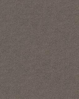 Uni Tapete EDEM 85047BR26 Tapete mit Struktur glitzernd braun beige-braun braun-grau silber 5, 33 m2