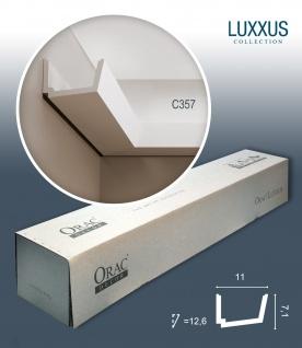 Orac Decor C357 LUXXUS 1 Karton SET mit 10 Stuckleisten | 20 m