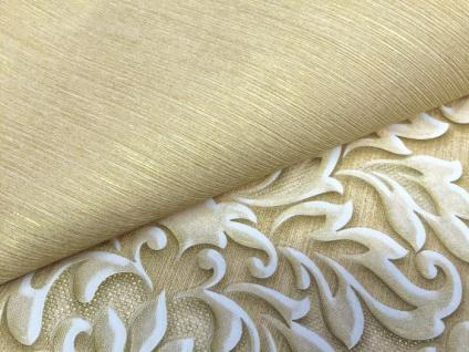 Barock Tapete XXL Vliestapete EDEM 935-21 Opulentes florales Barockmuster Luxus Barocktapete beige hellbraun 10, 65 m2 - Vorschau 4