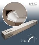Orac Decor CB511 BASIXX 1 Karton SET mit 20 Stuckleisten | 40 m