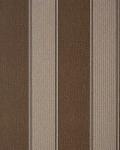 Streifen Tapete EDEM 753-35 Hochwertige Luxus Neo Barock Tapete geprägtes Streifen-Muster cigar-braun platin-grau
