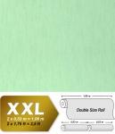 Uni Vliestapete EDEM 908-04 Tapete in XXL geprägte Stuktur Textiloptik sanftes pastell-mint minze 10, 65 qm