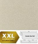 Stein Vliestapete EDEM 998-38 XXL Buntsteinputz Struktur Granit-Mosaikputz gesprenkelt sand-beige weiß 10, 65 qm