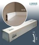 Orac Decor SX155 LUXXUS 1 Karton SET mit 18 Sockelleisten Profilleisten | 36 m