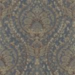Barock Vliestapete FERUS 205-102 WILD Shabby chic fernöstlich grau-blau grün-beige 5, 33 qm
