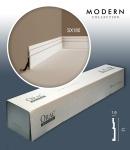 Orac Decor SX180 MODERN 1 Karton SET mit 12 Sockelleisten Zierleisten | 24 m