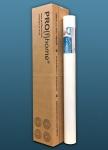 Renoviervlies Profhome 130 g HomeVlies Glattvlies Malervlies überstreichbare Vliestapete für Wände und Decken | 1 Karton 4 Rollen 100 m2