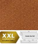 Holz Tapete 3D Vliestapete XXL EDEM 951-25 Tapete in Bambus Optik hochwertige geprägte Struktur Braun beigebraun 10, 65 qm