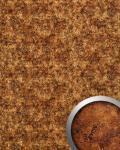 Wandplatte selbstklebend Leder Dekor WallFace 17271 VINTAGE Wandpaneel Luxus Vintage Look Design kupfer braun | 2, 60 qm