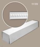 Profhome 151359 1 Karton SET mit 30 Wand- und Friesleisten Zierleisten Stuckleisten | 60 m
