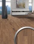 HARO Parkett 4000 Nut & Feder Stab Allegro Amerikanischer Nussbaum Exquisit / Trend Permadur lackiert matt
