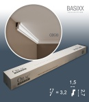 Orac Decor CB530 BASIXX 1 Karton SET mit 135 Stuckleisten | 270 m
