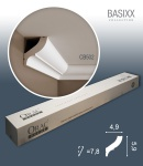 Orac Decor CB502 BASIXX 1 Karton SET mit 27 Stuckleisten | 54 m
