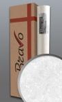 Landhaus Tapete EDEM 83006BR60 Vliestapete zum Überstreichen strukturiert mit Ornamenten matt weiß 1 Karton 4 Rollen 106 m2